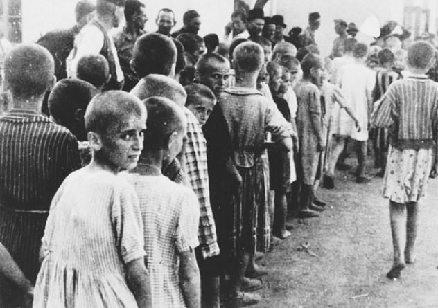 Nazi deportations